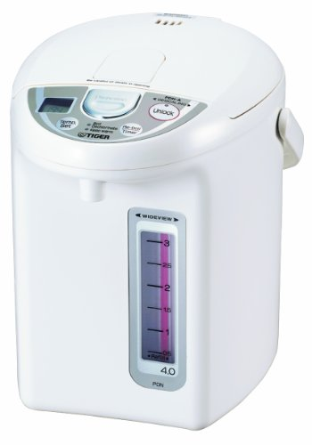 Tiger Pdn-A40U Electric Water Dispenser, 4.0-Liter