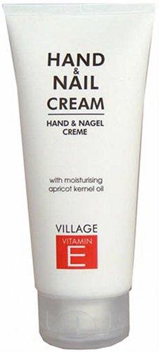 Village 9522-01 Hand & Nail Cream tubo da 100 ml con vitamina E e Aprikosenkernöl