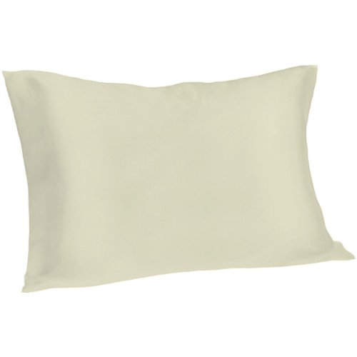 Review Of Spasilk 100% Pure Silk Facial Beauty Pillowcase, Standard/Queen Size Ivory