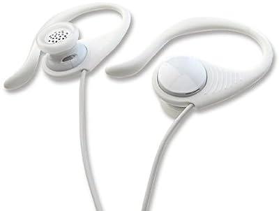 RS Earphone #02 White / Reverse Sound System Sports Model Earphone
