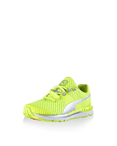 Puma Sportschuh Speed 600 Ignite Pwrcool Wn gelb