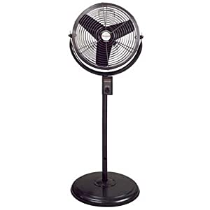 Honeywell HV141 14-Inch Commercial Grade High Velocity Standing Fan