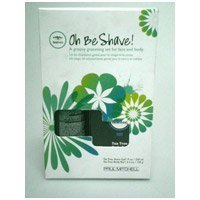 Paul Mitchell Tee Tree Shave Gel And Body Bar Set