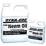 Dyna-Gro 100% Pure Cold Pressed Neem Seed Oil 32oz by Dyna-Gro