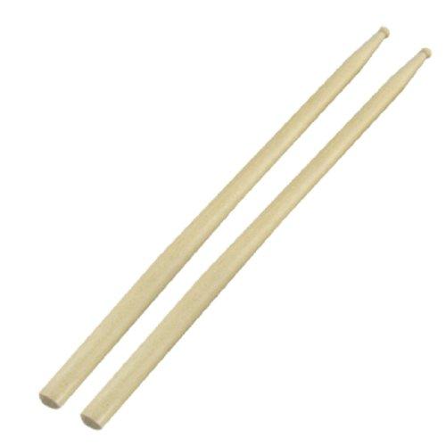 Beginner Musical Pair Wooden 5A Drumsticks Drum Sticks