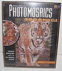 "Photomosaics, ""Tiger"", 500 Piece Jigsaw Puzzle by Robert Silvers"