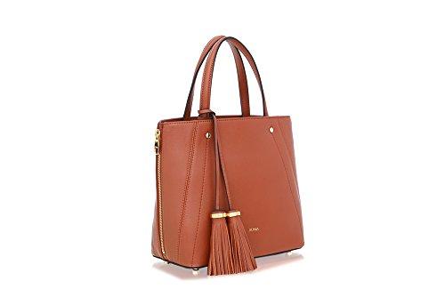 bonia-womens-brown-soft-satchel