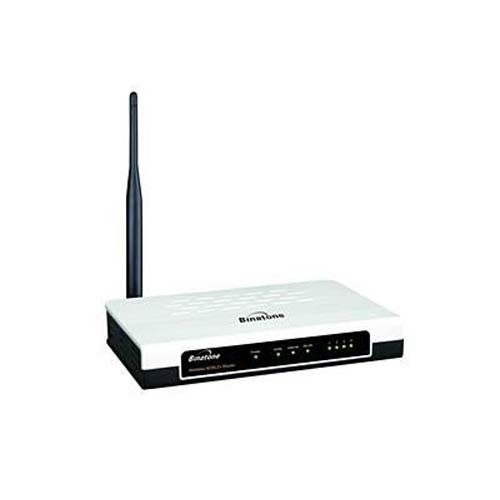 Binatone 150Mbps 4 PORT Wireless ADSL2+ ROUTER with Wi-FI DT 860W