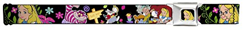 Walt Disney Movies TV Shows Alice's Wonderland Seatbelt Belt