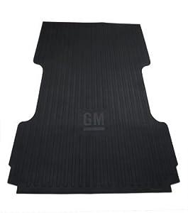 "2007-2013 Chevrolet Silverado or GMC Sierra Heavy Duty Bed Mat for 6'6"" Bed by GM 17803371"