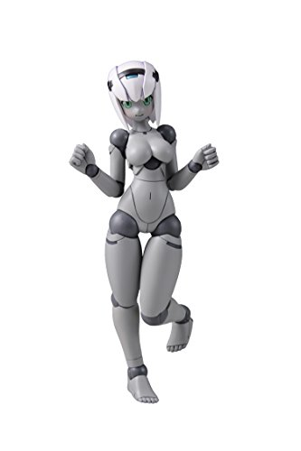 Robot Neoanthropinae Polynian - FMM Clover Tear Gray Flesh Complete Action Figure Character Model White Mecha Mech Robot Orange Daibadi Production (Anime Robot compare prices)