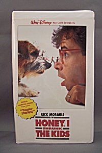 Honey, I Shrunk the Kids (US Import) [Musikkassette]