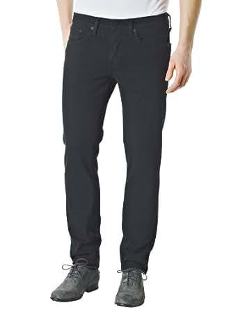 Levi's® 511 - Jean - Slim - Homme - Noir (Black Rinse Stretch) - FR : W28/L32 (Taille fabricant : W28/L32)