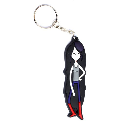 Adventure Time Marceline The Vampire Queen Rubber Portachiavi