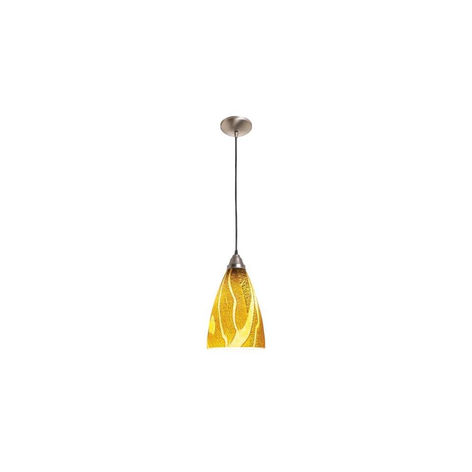 Rita Safari Italian Art Glass Pendant 28625