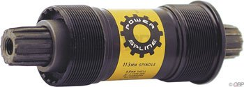 TruVativ Powerspline Bottom Bracket 68 x 113mm