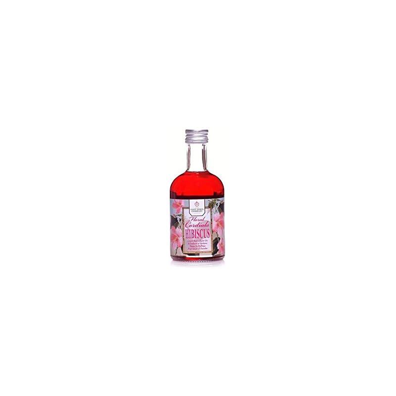 East India Company Hibiscus Cordial 250ml - Paquet de 2