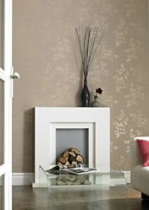 Superfresco Easy Bijou Textured Wallpaper - Cream from New A-Brend