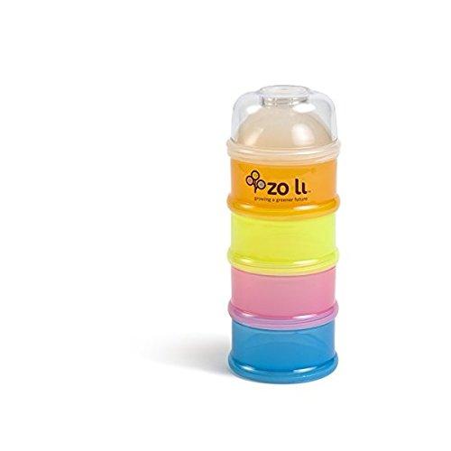 Zoli Baby On-the-Go Snack/Formula Dispsenser