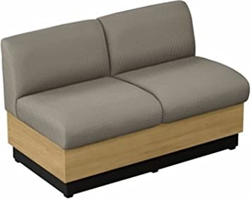 HPFI 7400 Modular Series Waiting Room Loveseat