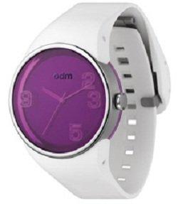 odm-blink-analog-watch-white-with-purple-dd131-05