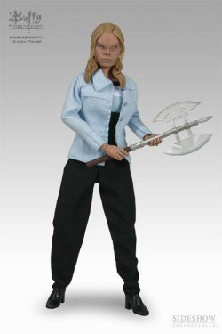 Picture of Sideshow Buffy the Vampire 12 inch Action Figure from Buffy the Vampire Slayer (B000C9YM76) (Sideshow Action Figures)