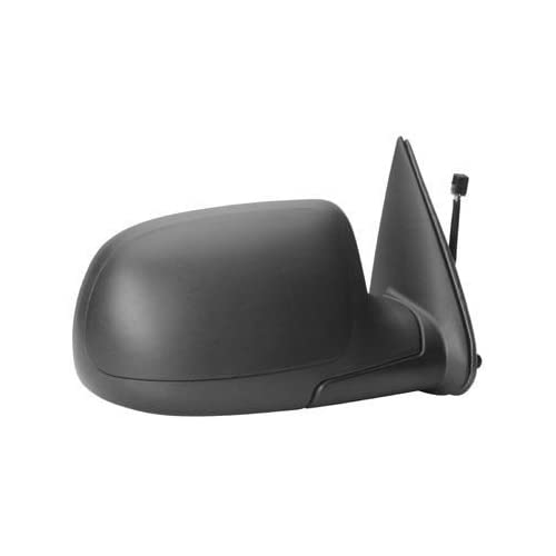 KAP GM1321247 New Cadillac Escalade, Chevy Suburban & Tahoe, GMC Yukon SUV Passenger Side Mirror Electric Power Heated Folding Right Door Replacement With Puddle Lamp