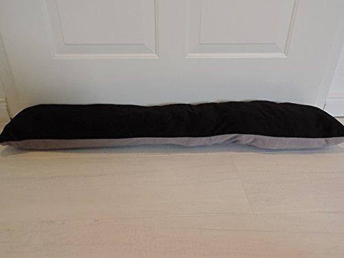 viva-haushaltswaren-1-burlete-cortavientos-aprox-85-cm-color-negro-gris