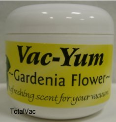 Vac-Yum Vacuum Granules Gardenia Flower front-501788