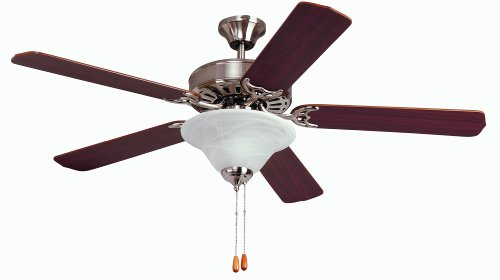 Black Friday Yosemite Home Decor 5bd52bs Lk106 52 Inch Builder Ceiling Fan With Light Kit And