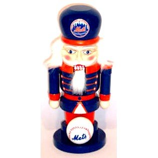 New York Mets Sports Collectors Series Nutcracker at Amazon.com