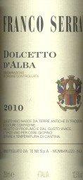 Franco Serra Dolcetto D' Alba 2010 750Ml