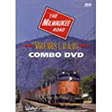 The Milwaukee Road 1970s Combo: Volumes 1, 2 and 3 - DVD - Pentrex