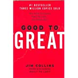"Good to Great: Why Some Companies Make the Leap...And Others Don'tvon ""Jim Collins"""