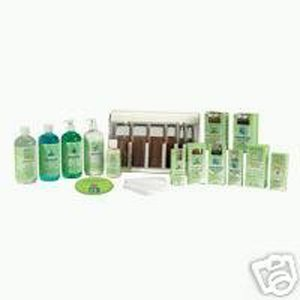 Clean & Easy Waxing Spa Full Service Kit