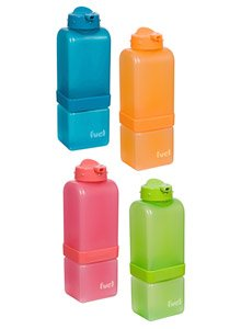 Reusable Juice and Snack Container
