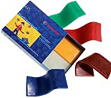 Stockmar Educational Products - Stockmar Modeling Beeswax - Set of 6 Asst Colours - 6 pure bright hues without preservatives