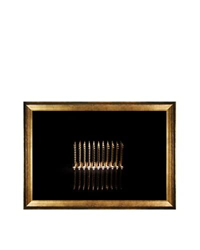 Steve Gracy Brass Special Forces Framed Limited-Edition Photograph on Canvas