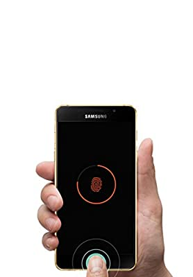 Samsung A7 2016 Dual Sim SM-A710FZKFINS - Black