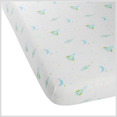 Space Bedding For Boys 5744 front