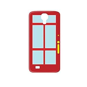TalkToTheDoor Case For Samsung Galaxy S4