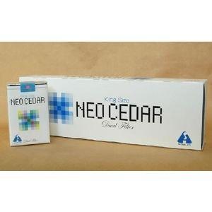 【指定第2類医薬品】ネオシーダーキングサイズ 20本×10箱