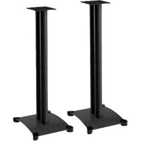 Cheap Sanus SF34B1 Black (Pr) 34-inch Steel Speaker Stands (SF34B1)