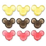 Disney Ice Cube Set - Yellow, Black, & Red - Disney Parks Exclusive