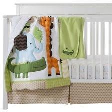 Circo Jungle Stack Baby Bedding