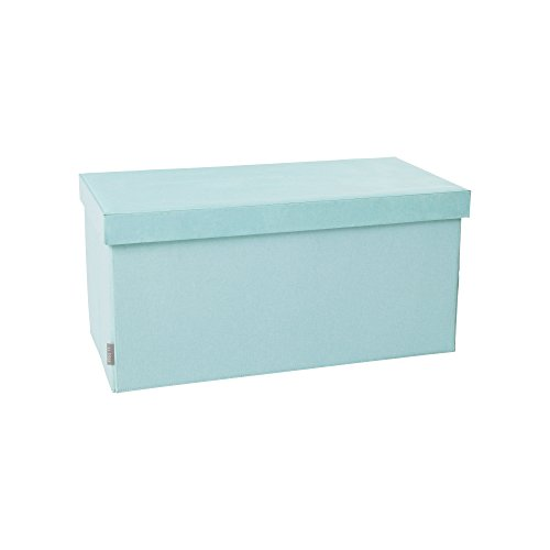 JJ Cole Storage Bench, Blue