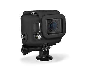 XSories Housse en silicone pour Caméra GoPro HD HERO3 Noir