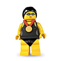 Lego 8831 Minifigure Series 7 - Swimming Champion