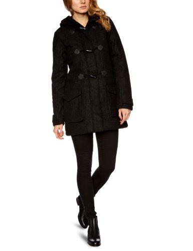bench faroe manteau cintr uni femme noir black. Black Bedroom Furniture Sets. Home Design Ideas