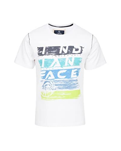 THE INDIAN FACE T-Shirt Manica Corta